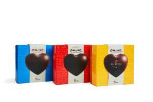 Cuore di cioccolato Telethon - Matera