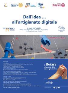 Dall'idea all'artigianato digitale - 18 Marzo 2017 - Matera