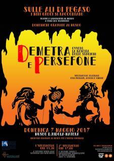 Demetra e Persefone - 7 Maggio 2017 - Matera