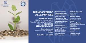 DIAMO CREDITO ALLE IMPRESE - 27 gennaio 2017 - Matera