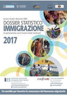 Dossier Statistico Immigrazione 2017  - Matera