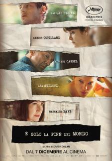 E' solo la fine del mondo (foto di mymovies.it) - Matera