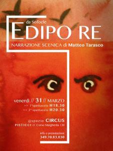 Edipo Re - 31 Marzo 2017 - Matera