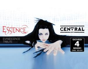 Essence - Evanescence Tribute Band - 4 Maggio 2017 - Matera