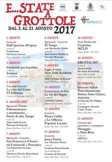 E..state a Grottole 2017 - Matera