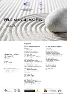 Feng Shui in Matera - I edizione  - Matera