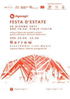 Festa d'estate ad Agoragri - 30 Giugno 2017 - Matera