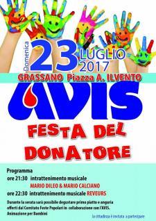 Festa del Donatore  - Matera
