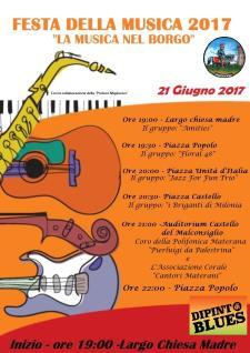 Festa della Musica 2017  - Matera