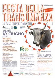 Festa della Transumanza 2017  - Matera