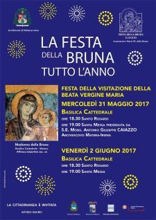 Festa della Visitazione della Beata Vergine Maria  - Matera