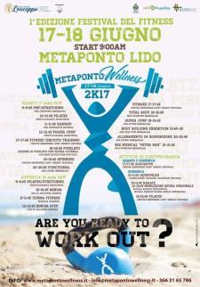 Festival del Fitness a Metaponto - I edizione  - Matera