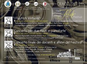 Festival Internazionale dei Flauti - Matera