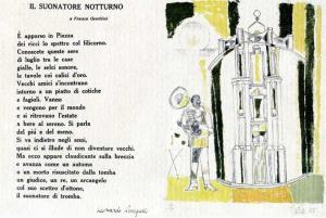 Franco Gentilini e Roma negli anni di Carlo Levi  - Matera