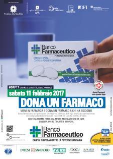 Giornata di Raccolta del Farmaco 2016 - 11 Febbraio 2017 - Matera
