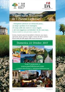 Giornata Nazionale dei Parchi Letterari Italiani 2017 - Matera