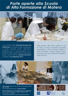"""Giornate Europee del Patrimonio: """"Paesaggio e Cultura"""" - Matera"""