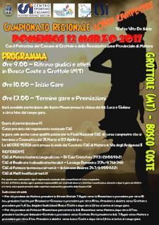 Gran premio regionale di Corsa Campestre 2017  - Matera