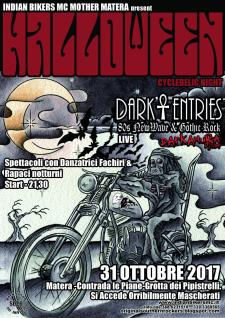 Halloween Cycledelic Night - 31 ottobre 2017 - Matera