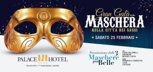 Il Carnevale nella città dei Sassi - 25 Febbraio 2017 - Matera