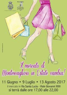 Il mercato di Montescaglioso in estate cambia  - Matera