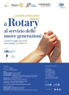 Il Rotary Matera al servizio delle nuove generazioni,per lo sviluppo del territorio - Matera
