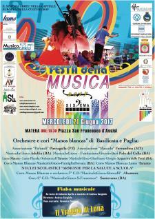 Il viaggio di Luna - Festa della Musica 2017  - Matera
