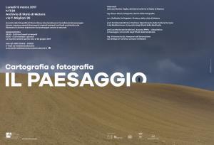ILPaesaggio Cartografia e Fotografia  - Matera