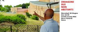 Indagine sui non Abitanti  - 28 Giugno 2017 - Matera