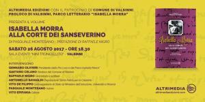 Isabella Morra alla corte dei Sanseverino  - Matera