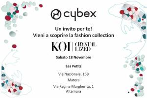 KOI FASHION COLLECTION - 18 novembre 2017 - Matera