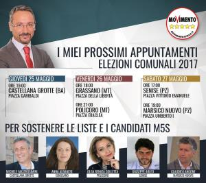 L'eurodeputato del M5S incontra i cittadini - Matera