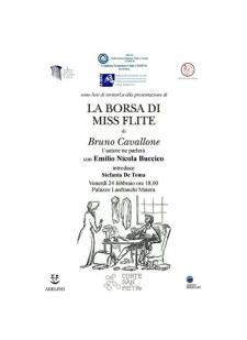 La Borsa di Miss Flite - 24 Febbraio 2017 - Matera