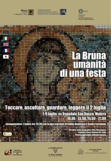 La Bruna, umanità di una festa - Matera