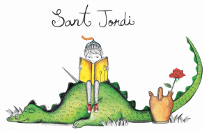 La festa di San Jordi - 22 Aprile 2017 - Matera