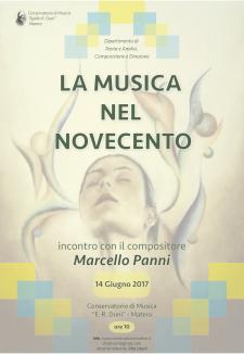 La musica nel Novecento - Matera
