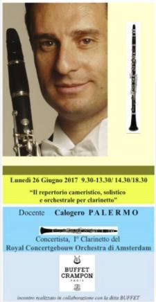 La Scuola Italiana di Clarinetto  - 26 Giugno 2017 - Matera