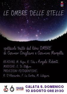Le ombre delle stelle  - 10 Agosto 2017 - Matera