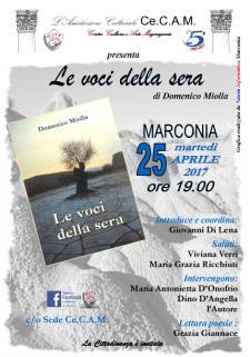 Le voci della sera - 25 Aprile 2017 - Matera