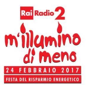 M'illumino di meno 2017 - 24 Febbraio 2017 - Matera