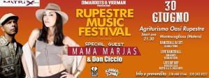 Mama Marjas & Don Ciccio - 30 Giugno 2017 - Matera