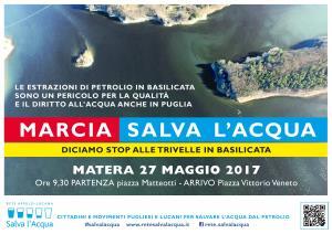 Marcia Salva L'acqua - Matera