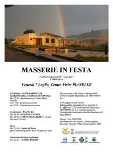 Masserie in Festa - 7 Luglio 2017 - Matera
