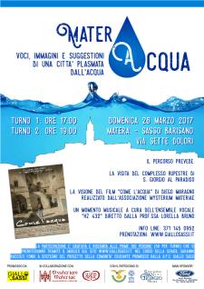 MaterAcqua - 26 Marzo 2017 - Matera