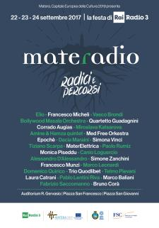 Materadio 2017 - Matera