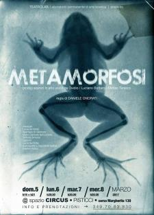 Metamorfosi  - Matera