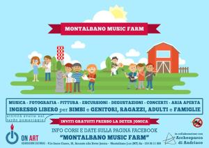 Montalbano Music Farm  - Matera