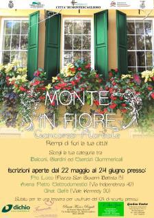 Monte in fiore  - Matera