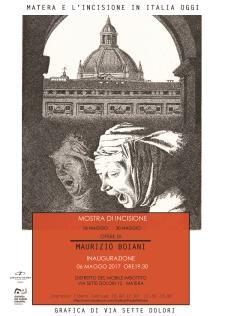 Mostra di Maurizio Boiani  - Matera