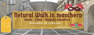 Netural Walk in maschera al castello del Malconsiglio  - Matera